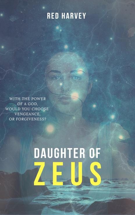 Daughter of Zeus cover